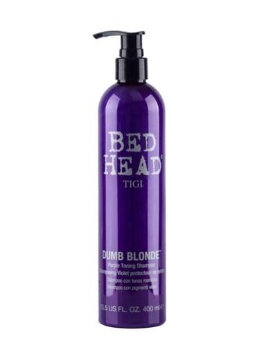 Tigi Tigi Bed Head Dumb Blonde Toning Mor Şampuan 400 Ml Renksiz